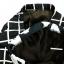 กางเกง เวอร์ชั่นเกาหลีใหม่ของลายสก๊อตสีดำ thumbnail 5