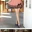Slim เกาหลีเดรส แขนกุด+เสื้อคลุมแขนยาว หรูหรา สองชิ้น ชุดของผู้หญิงที่เบงกาซี thumbnail 11