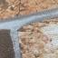 """Wallpaper Sticker วอลล์เปเปอร์แบบมีกาวในตัว """"ลายอิฐน้ำตาล"""" หน้ากว้าง 53cm (ขั้นต่ำ 3m คละลายได้) ตัดขายตามความยาว เมตรละ 110 บาท thumbnail 2"""