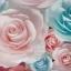 เช่าฉากbackdropดอกไม้กระดาษขนาด 2.40x3.60 เมตร thumbnail 1