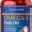 บำรุงสมองและหัวใจ Puritan's Pride Omega-3 Fish Oil 1360 mg (950 mg Active Omega-3) - 90 Softgels thumbnail 1