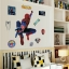 """สติ๊กเกอร์ติดผนังตกแต่งบ้าน """"Spider Man II สไปเดอร์แมน"""" ความสูง 90 cm ยาว 80 cm thumbnail 2"""