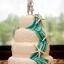 เค้กปลอม,เค๊กงานแต่งงาน 5ชั้น 7ชั้น ตามธีมสีต่างๆ thumbnail 13