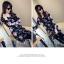 เสื้อชีฟองพิมพ์และส่วนยาวบางเป็นเสื้อชีฟองบาง thumbnail 17