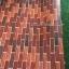 """Wallpaper Sticker วอลล์เปเปอร์แบบมีกาวในตัว """"ลายอิฐแดง"""" หน้ากว้าง 1.22m ตัดขายตามความยาว เมตรละ 250 บาท thumbnail 4"""
