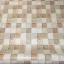 "Wallpaper Sticker วอลล์เปเปอร์แบบมีกาวในตัว ""Brown Tiles"" หน้ากว้าง 1.22m ตัดขายตามความยาว เมตรละ 250 บาท thumbnail 10"