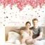 """สติ๊กเกอร์ติดผนังตกแต่งบ้าน """"In the Mood for Love"""" ความสูง 120 cm ยาว 220 cm thumbnail 3"""