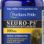 บำรุงสมองและประสาท Neuro-PS 300 mg (Phosphatidylserine) ขนาด 60 Softgels thumbnail 1
