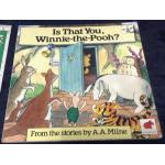 Is that you Winnie the Pooh A lift the flap book ราคา 95