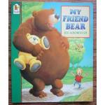 My Friend Bear by Jez Alborough ราคา 95
