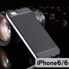 """เคส iPhone 6/6s 4.7"""" Armor Case (Floveme แท้ สีเงิน)"""