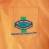 ตัวอย่างงานปัก เสื้อบริษัท SNC