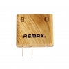 ที่ชาร์จ REMAX 2 USB Moon Charger Plug