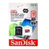 Memory Card Micro SD class10 พร้อม Adaptor SD Card SanDisk แท้