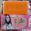 สบู่แครอท ไวท์ออร่า White aura miracle carrot soap