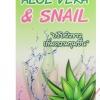 Aloe snail Body lotion โลชั่นอโลเวลาผสมเมือกหอยทาก