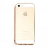 เคส iPhone6/6s กรอบทองบัมเปอร์ อลูมิเนียมแท้ (สีทอง)