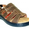 leather comfort sandal (men)