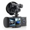 กล้องติดรถยนต์ R300 HD DVR+GPS