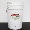 HDPE Bottling Bucket - 6.5 Gallon (USA) M Design