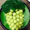 ช่อองุ่น สีเขียว