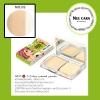 NEECARA 3 colour pressed powder แป้งผสมรองพื้น No.03
