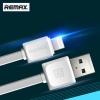 สายชาร์จ iPhone 5 REMAX FAST Data Cable RC-008i (สายแบน) แท้ 100%
