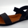 Cork sole leather sandal ( lady)