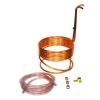 """Basic Wort Chiller (3/8"""" Copper Tube)"""