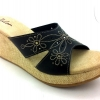 Leather sandal without backstrap (lady)