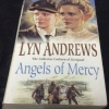 Angels of Mercy by Lyn Andrews ราคา 100