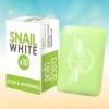 สบู่ SNAIL WHITE X10 ACNE WHITENING สีเขียว (ลดสิวผิวขาว)