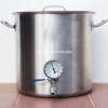 Brew Kettle - 9 gal with Valve