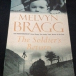 The Soldier's Return by Melvyn Bragg ราคา 200