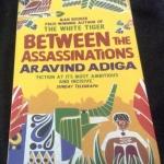 Between the Assassinations by Aravind Adiga ราคา 150