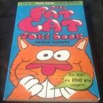 The Fat Cat Joke book Susan Abbott ราคา 100