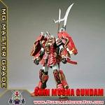 MG 1/100 SHIN MUSHA GUNDAM ชิน มูชา กันดั้ม