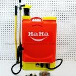 ถังพ่นยาแบตเตอรี่ HaHa - 16 สีส้ม 2 in 1