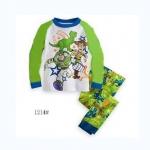 ชุดนอนลาย Toys Story สีเขียว