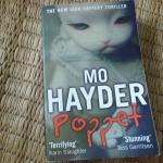 POPPET By Mo Hayder ราคา 150