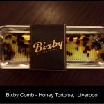 Bixby Comb - Honey Tortoise, Liverpool
