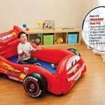 เตียงและโซฟานั่งเล่นเป่าลมสำหรับเด็ก Intex Disney Pixars Cars