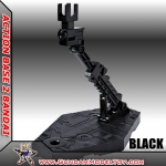 ACTION BASE 2 BLACK ตัวเล็ก สีดำ