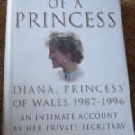 Shadows of a Princess (Diana, Princess of Wales 1987-1996) ราคา 300