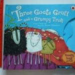 Three Goat Gruff and a Grumpy Troll (Board Book) ราคา 120