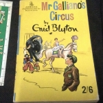 Mr Galliano's Circus ราคา 110