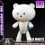 HG 1/144 PETIT'GGUY MILKWHITE เพททิท กาย มิลค์ไวท์