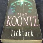 Tick Tock by Dean Koontz ราคา 150