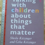 Talking With Children about Things That Matter ราคา 150