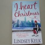 I Heart Christmas By Lindsey Kelk ราคา 150